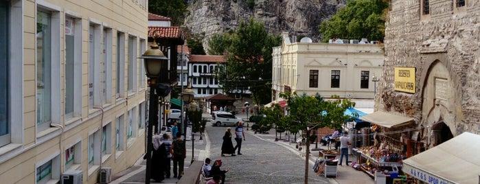 Amasya Çarşı is one of Gezimetre : понравившиеся места.