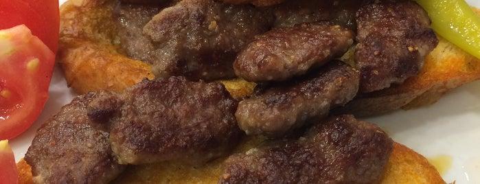 Ahmet Usta AKO Islama Köftecisi is one of Sıra dışı yeme içme mekânları.