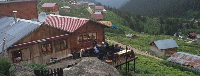 Ufuk Pansiyon Amlakit is one of Orte, die Senol gefallen.