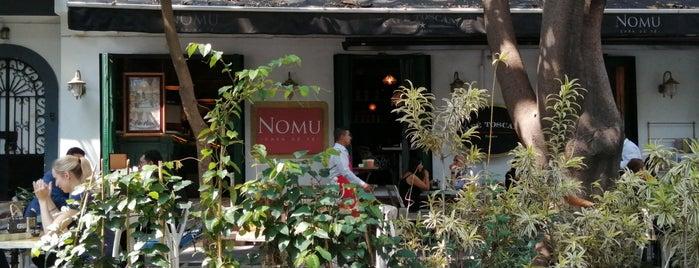 Nomu is one of Nuevo que quiero probar.