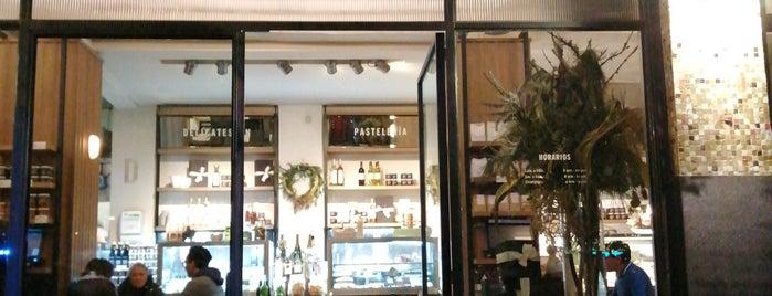 Delirio Cocina de Barrio is one of สถานที่ที่ Yed ถูกใจ.