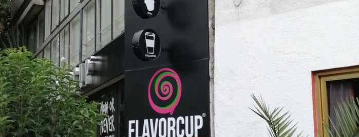 Flavorcup Condesa is one of INFORMAL Y CASUAL.