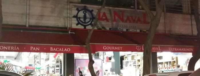 La Naval is one of To try.