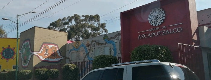 Museo de Arte Regional Tezozomoc is one of Museos.