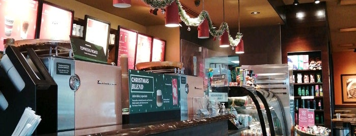 Starbucks is one of Lieux qui ont plu à Irlys.