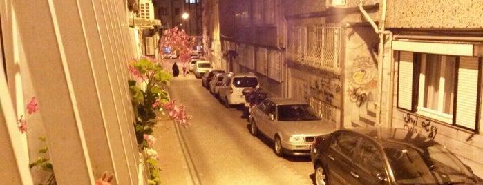 Atikali is one of İstanbul | Fatih İlçesi Mahalleleri.