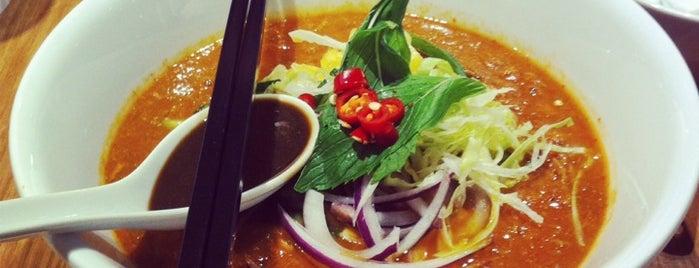 Hawker Malaysian Street Food is one of Matt : понравившиеся места.