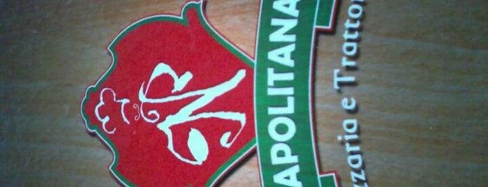 Napolitana Pizza Bar is one of สถานที่ที่ Pedro ถูกใจ.