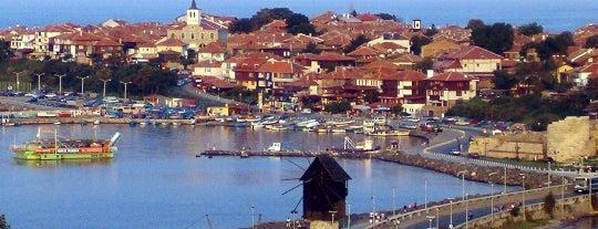 Несебыр is one of Bulgaria.