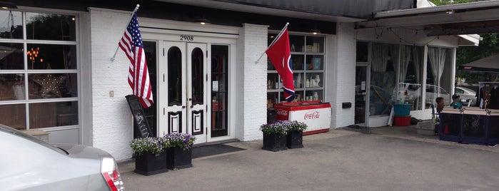 White's Mercantile is one of Nashville.
