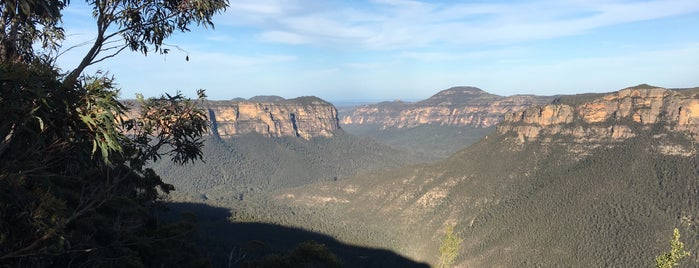 Pulpit Rock Lookout is one of Blue Mountains.