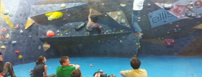 The Climbing Academy is one of 101+ things to do in Bristol.