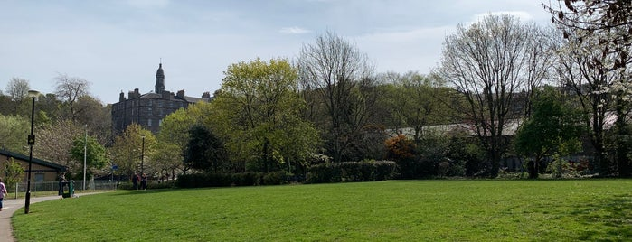 King George V Memorial Park is one of Edinburgh.