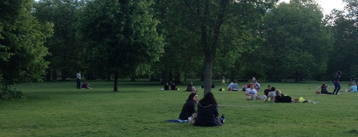 Green Park is one of Must go when you are in London.