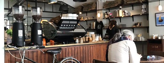 Combi Coffee Co. is one of Locais salvos de Vasco.