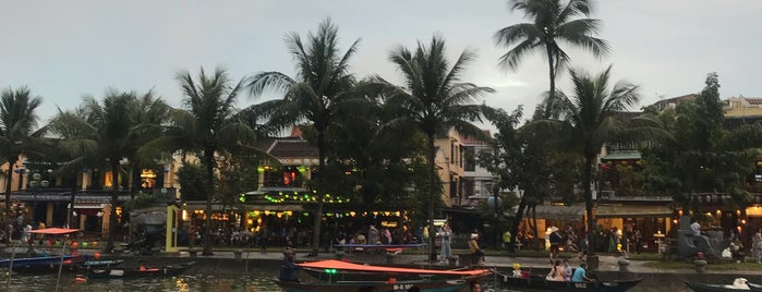 Sông Thu Bồn is one of Posti che sono piaciuti a Harvee.