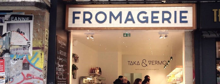 Taka & Vermo is one of Paris East Arrondissements.