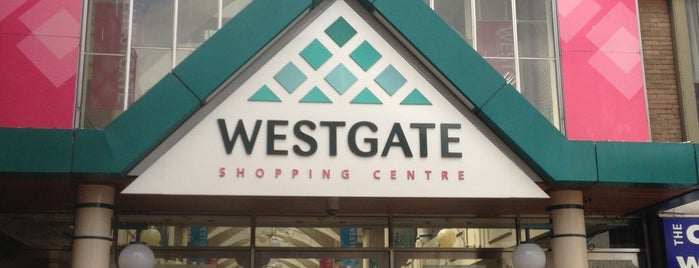 Westgate Shopping Centre is one of Shopping Malls.