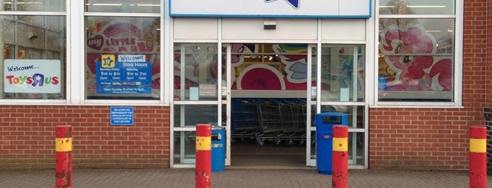 """Toys""""R""""Us is one of Kid Friendly Venues in Oxford."""