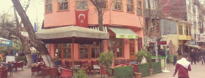 Mahallenin Muhtarları Sokağı is one of Orte, die Ferdi gefallen.