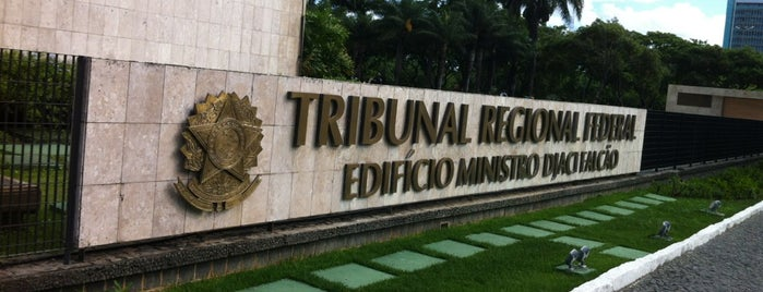 Tribunal Regional Federal (TRF 5ª Região) is one of Órgãos Públicos.