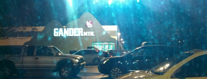 Gander Mountain is one of Get me outdoors!.