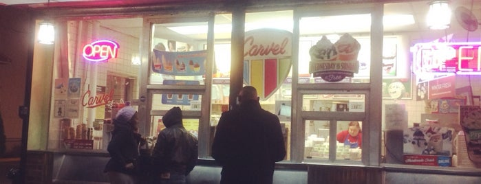 Carvel Ice Cream is one of Date.