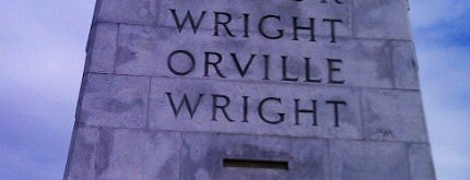 Wright Brothers National Memorial is one of Favorite Museums.
