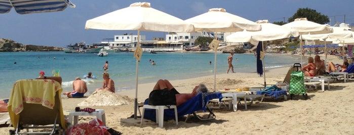 Lefkos Beach is one of G&S Karpathos.