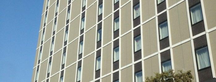 Richmond Hotel Narita is one of Posti che sono piaciuti a Fernando.
