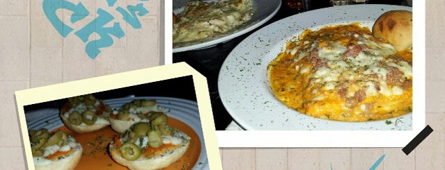 Andare Pasta & Pizza is one of comer en panama.