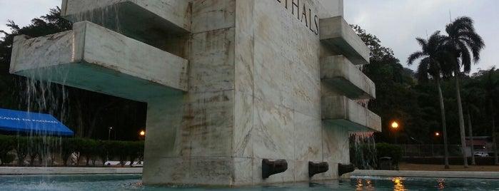 Goethals Memorial is one of Panama.