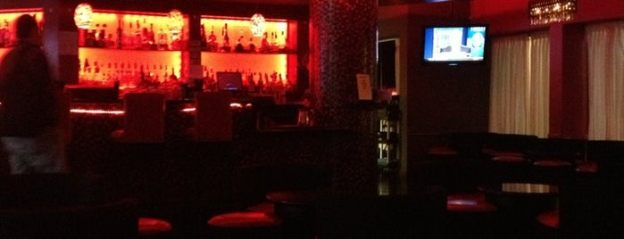 Suede Bar & Lounge is one of Downtown LA Bars.