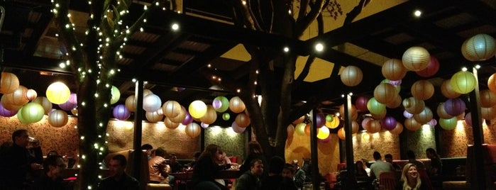 Southern Cross Garden Bar Restaurant is one of New Zealand favorites.
