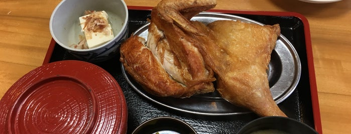 若鶏時代 なると is one of キヨ'ın Beğendiği Mekanlar.