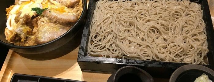 蕎麦きり みまき is one of Hideさんの保存済みスポット.