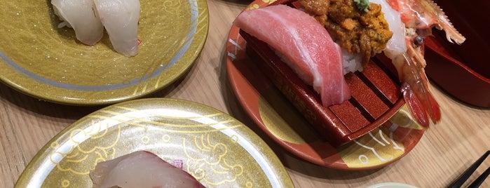 もりもり寿し あまがさきキューズモール店 is one of Lugares favoritos de キヨ.