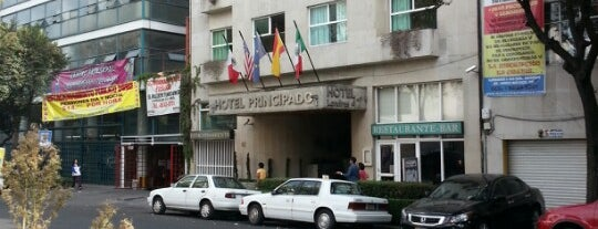 Del Principado Hotel is one of Hildaさんのお気に入りスポット.