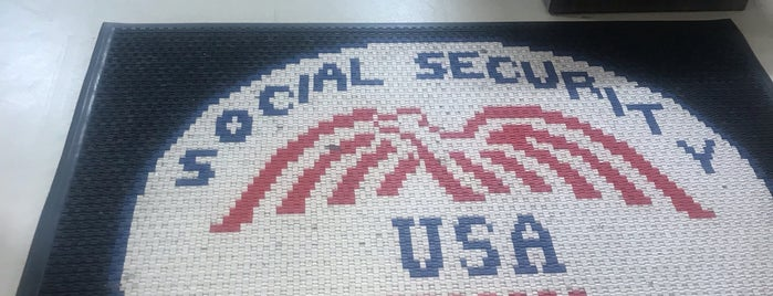 Social Security Administration is one of Lugares favoritos de G.