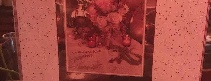 La Grenouille is one of Locais curtidos por Geraldine  🤡😻😆💋👋.