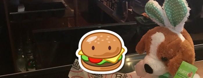 Bill's Bar & Burger is one of Tempat yang Disukai Geraldine  🤡😻😆💋👋.