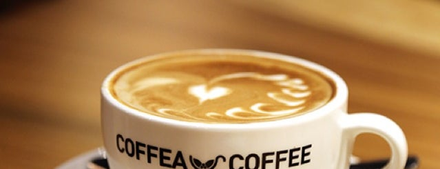 Coffea Coffee is one of Yummies 2.
