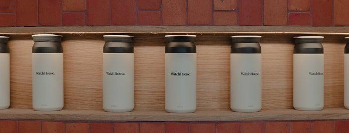 Watchhouse is one of LDN - Brunch/coffee/ breakfast.