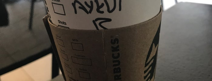 Starbucks is one of Mehmet Aliさんのお気に入りスポット.