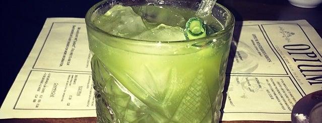 Opium Cocktails & Dim Sum Parlour is one of London JS.