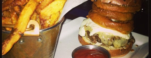 Top Houston Burger Bars