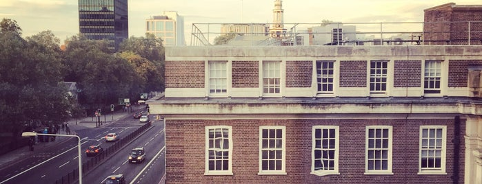 London Centre for Nanotechnolgy is one of Inspired locations of learning.