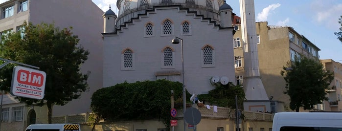 Başcı Mahmut Camii is one of 3-Fatih to Do List | Spiritüel Merkezler.