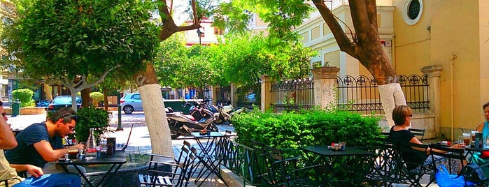 Spollati is one of Athens.