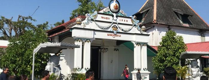 Keraton Kesultanan Wignyo Sukarto is one of Java / Indonesien.